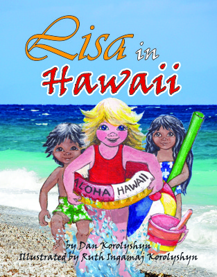 "Book 3. ""Lisa in Hawaii"""